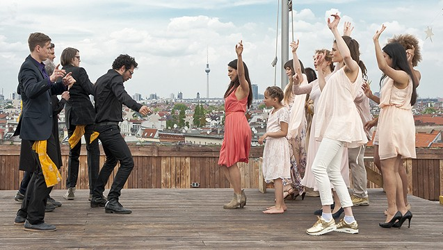 "Broadcast-premiere of ""Marry Me"" on July 15, 2016 on ARTE"