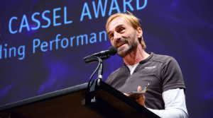 André Hennicke wins Seymour Cassel Award 2016 in Oldenburg