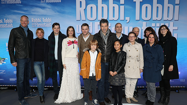 """Robby & Toby's Fantastic Voyager"" – celebrates its Premiere!"