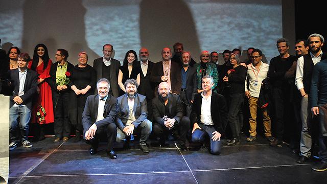 Tolga Tekin wins prize for best actor in Nuremberg!