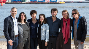 "Dreharbeiten zu ""Electric Girl"" in Hamburg haben begonnen!"