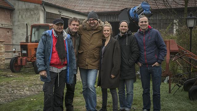 "The shooting of ""Wenn schon falsch, dann richtig"" (WT) has started!"