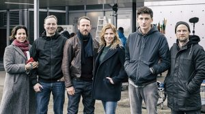 "Shooting of ""Tatort: Battue"" has started!"