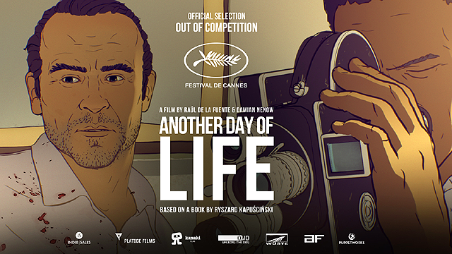"""""""Another Day of Life"""" feiert Weltpremiere in Cannes!"""