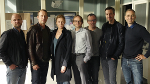 "The shooting of ""Tatort: Collateral Damage"" has started!"