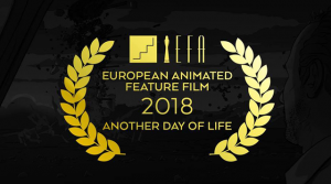 """Another Day of Life"" wins European Film Award!"