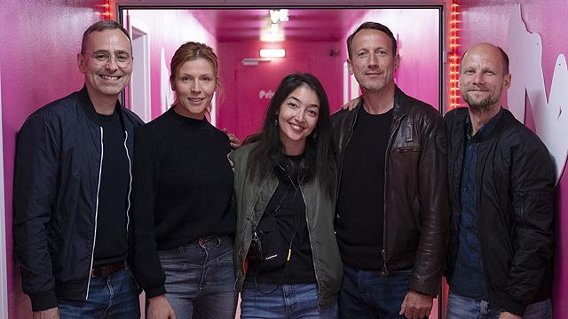 """Drehstart für """"Tatort: Die goldene Zeit"""" (AT)!"""