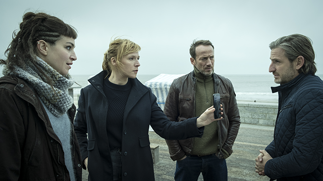 "Broadcast-premiere of ""Tatort: Killing Tide"" on Jan. 24, 2021!"